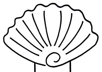 Embroidered Clam Shell Google Search Malvorlagen 11