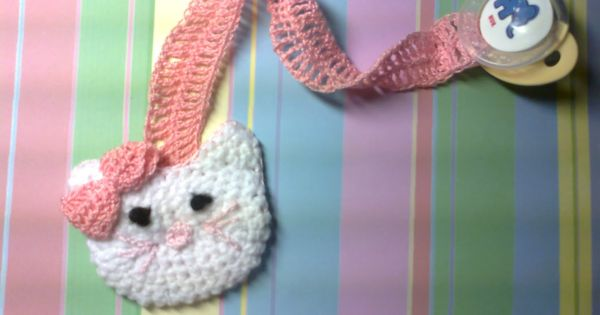 Crochet Pacifier Holder Home Decor Diy Pinterest Pacifier Holder: crochet home decor pinterest
