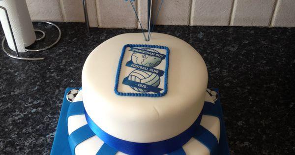 Birmingham City Cake My Cakes Pinterest Cake