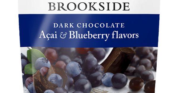 Brookside Acai Berry Dark Chocolate Nutrition