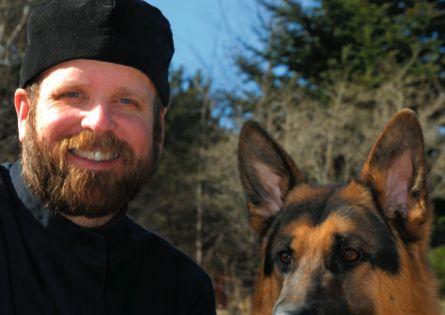 Monks Training Dogs New York