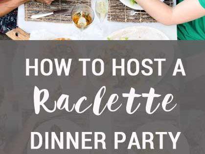 real food raclette dinner party speisekarte meine familie und dinner partys. Black Bedroom Furniture Sets. Home Design Ideas