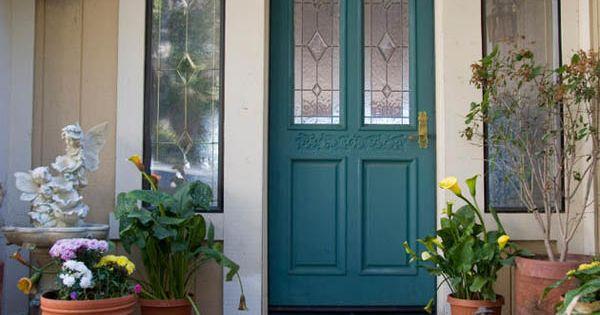 Feng shui front door colors doors pinterest front for Plants for front door feng shui