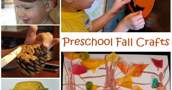Kids Activities Blog- Fall preschool crafts ideas