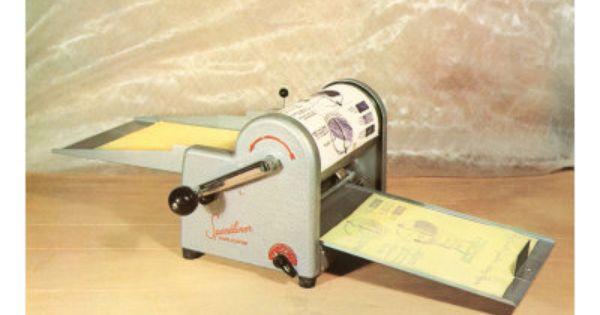 memeograph machine