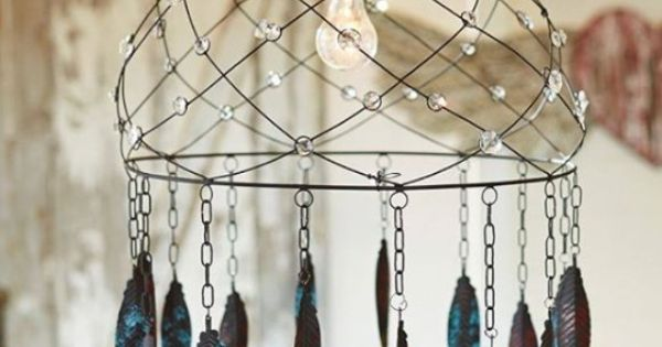Dream Catcher Lamp Shade Lifestyle Pinterest