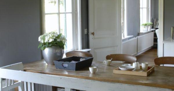 Kleuradvies voor de woonkamer en keuken portfolio 39 s interieurstylisten pinterest keuken - Behang voor de woonkamer en eetkamer ...