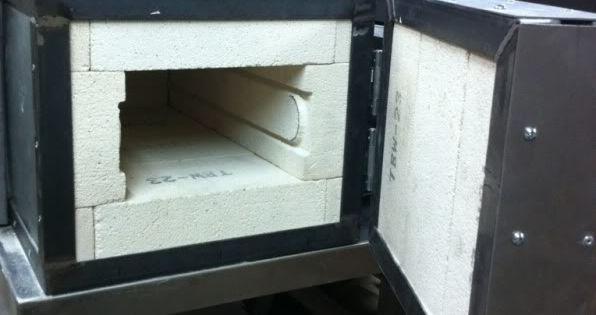 Knife Forging Ovens : Homemade heat treat oven knife making pinterest