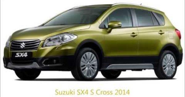 Suzuki Sx4 S Cross 2014 Review Inside Outside Maruti Suzuki Cars Suzuki Sx4