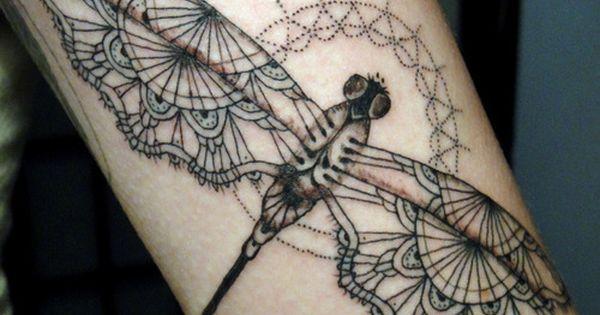 dragonfly tattoo patterns tattoo design
