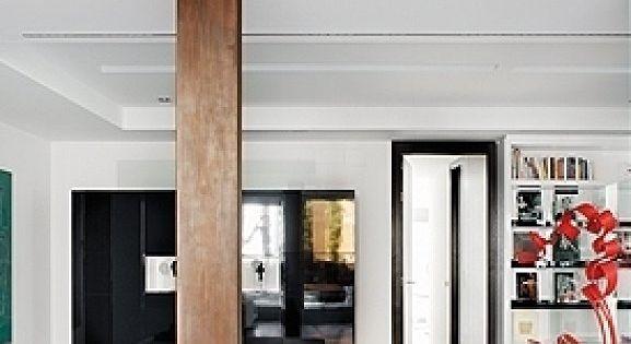 Elementos arquitectonicos vigas pilares columnas ideas - Decorar columnas interiores ...
