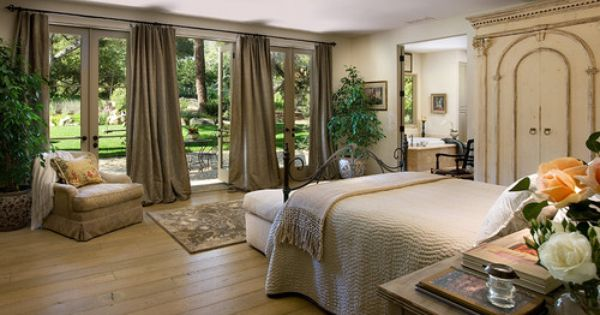 Master bedroom - love the view from bed :)
