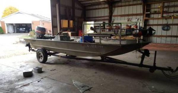 Bowfishing Boats On Craigslist For Sale Boats Bowfishing