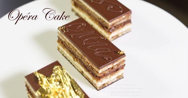 Opera Cake Recipe Bruno Albouze