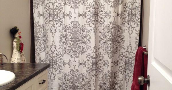 Main Bath Shower Curtain Tahari From Homesense