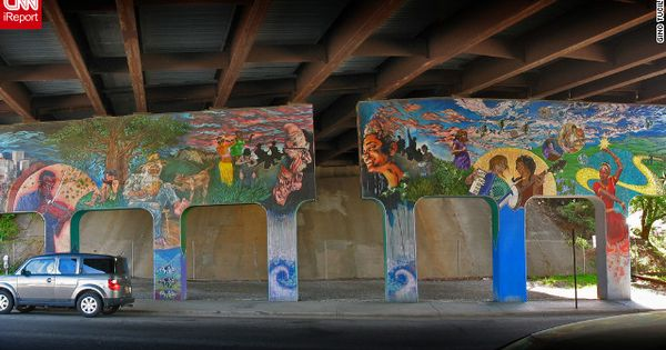 From graffiti to galleries street vs public art for Asheville mural project