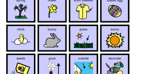 Variety of spring activities, eggs, bunnies, worms, flowers, crafts, sequencing cards, spring