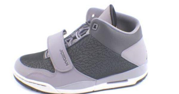 Girls Grade School Jordan Flight SC 1 Basketball Shoes | FinishLine.com | Black/