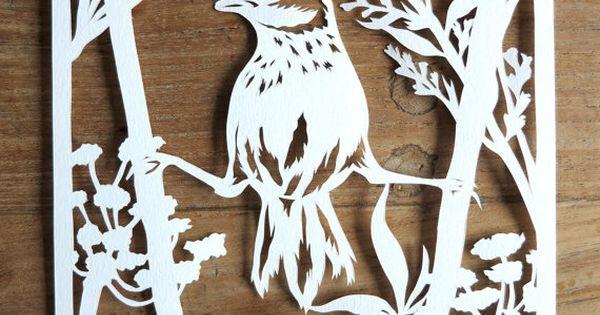 Hand Cut Paper Cutting