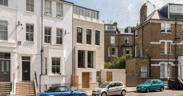 The Tailored House Milson Road London By Liddicoat Goldhill