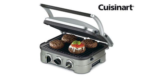 Cuisinart 5 In 1 Griddler 90 Arv Giveaway 5 9 17 Us Via