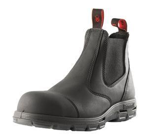 Steel-Toe Work Boot - Redback Boots