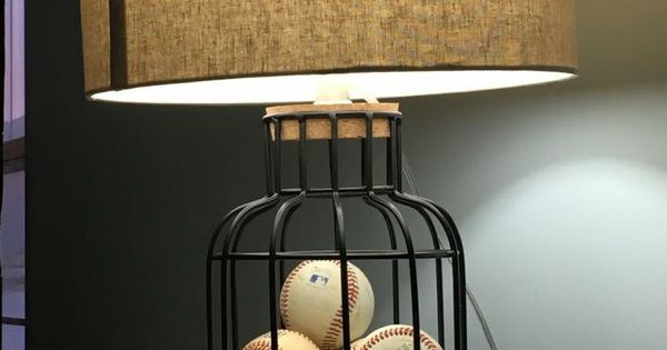 Baseball Lamp Hobby Lobby Baby Kids Bedroom Ideas