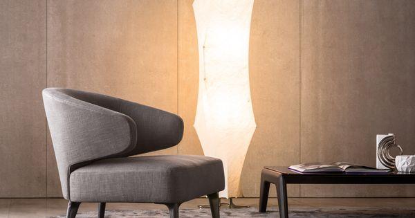 Minotti Aston Chair Brentwood Pinterest
