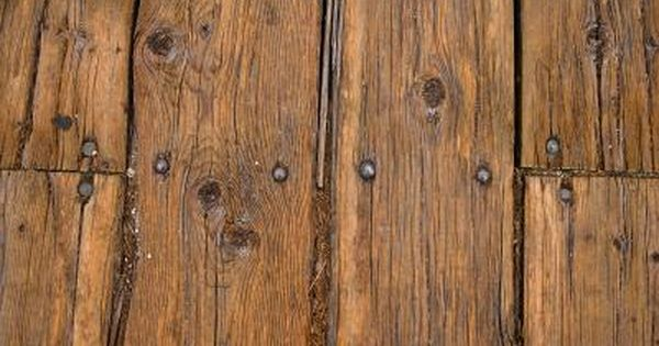 How To Cover Nail Holes In Wood Floors When Refinishing Ehow Old Wood Floors Wood Floors Flooring