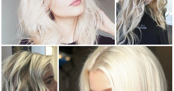 White Blonde Hair 46 Examples That Prove This Color Is In Right