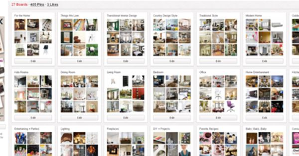 How To Use Pinterest For Interior Design Web Design London Design Web Design