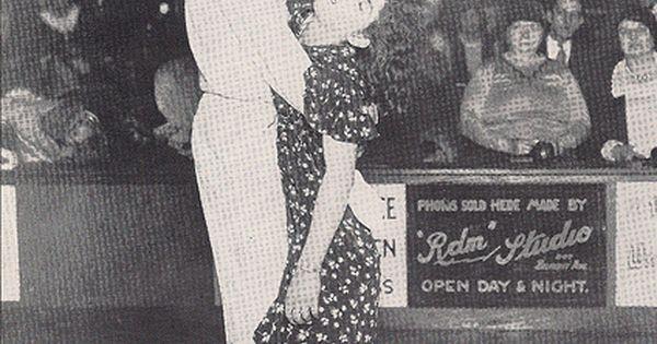 1920's New York City Dance Marathon... Maybe not so fun.