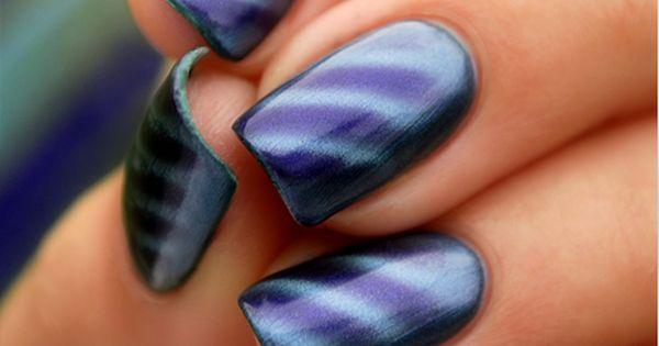 NAD 64 prom nail art