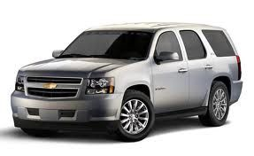 Chevrolet Tahoe 2007 2008 2009 Factory Repair Manual Workshop
