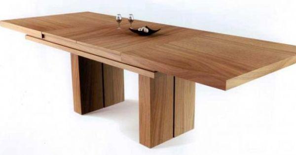 Oferta mesa de comedor de madera dise o moderno y for Ofertas de comedores