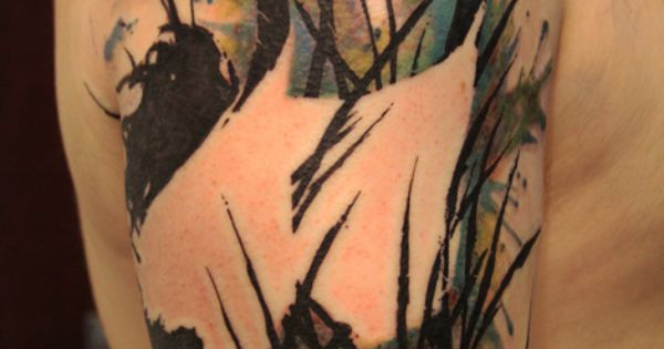 negative space tattoo ideas - Google Search