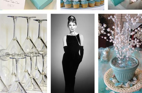 Bridal Shower Theme Ideas | Bridal Blog @Pauline Chean OHH!! Tiffanys theme?!?!
