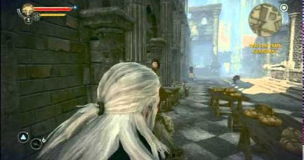 Witcher 2 Hairstyles Painting Art Beautiful