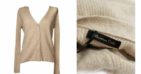 C6f301 Massimo Dutti Bezowy Welniany Sweter M 7019283263 Oficjalne Archiwum Allegro Sweater Dress Fashion Sweaters