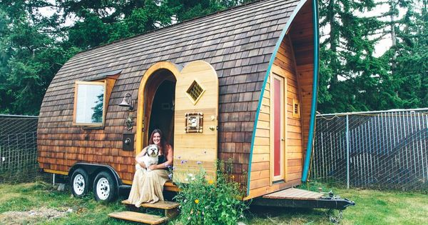 A Beautiful Take On The Tiny House Concept Stunning