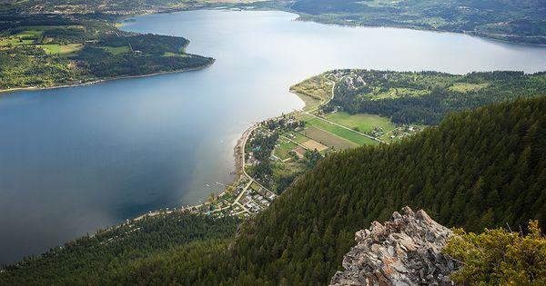Der Hakenkreuz See angenehm
