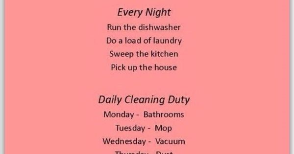 Good Tips On How To Keep Your House Clean... Ok, I can