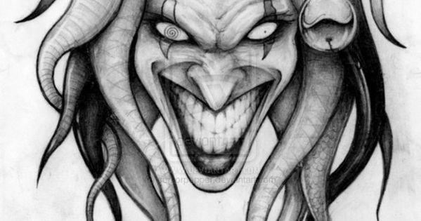 joker tattoos - Google Search | The next project ...