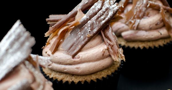 Black forest cupcakes, Black forest and Forests on Pinterest