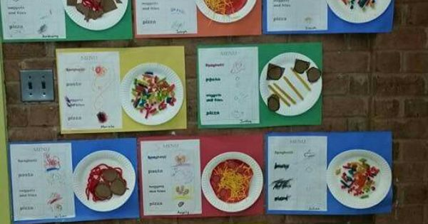 Restaurant Theme Bulletin Board Display Tools Of The