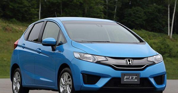 Novo Honda Fit 2014 Preco Ficha Tecnica E Informacoes Honda