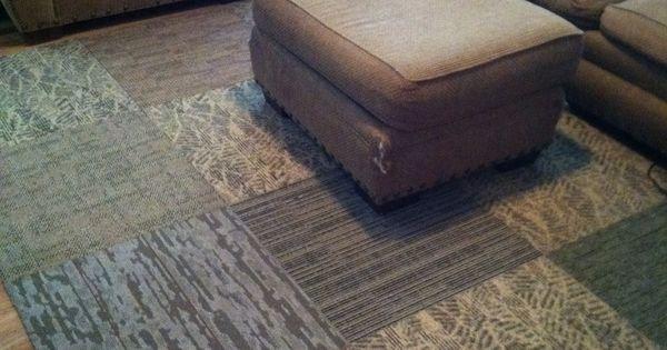 Inexpensive Area Rug 12 Industrial Carpet Tiles 2 Ea