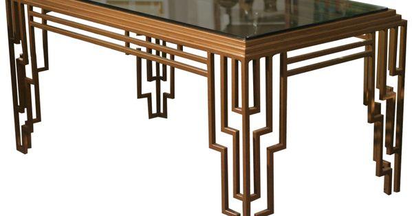 Art Deco Style Stepped Geometric Dining Table Desk Art  : 3a4bf723efef43cc433ca36e8b04dcf9 from www.pinterest.com size 600 x 315 jpeg 27kB