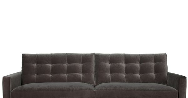 Mayer Sofa Exclusive To Boston Interiors The Mayer Has A Stylish Tufted Back Upholstered In
