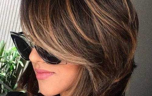 Hair Color Ideas For Short Hair Over 50: 50 Chocolate Brown Hair Color Ideas For Brunettes